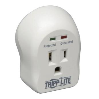 Image result for SPIKECUBE® Series 1-Outlet Personal Surge Protector Wall Tap