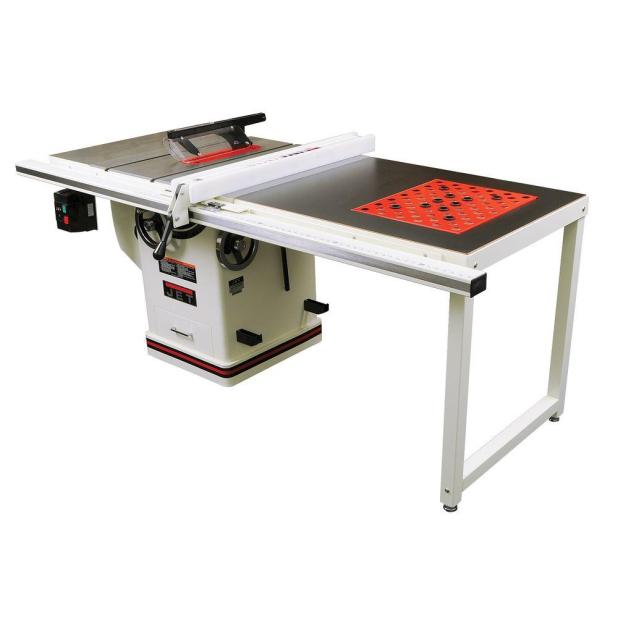 230 Volt Table Saw With 50 In Fence System And