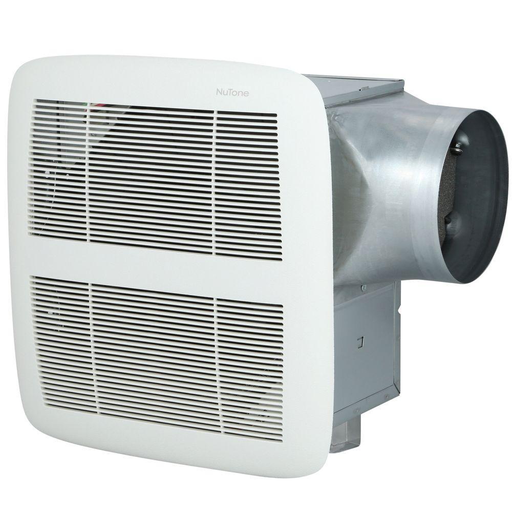nutone ultra green 110 cfm ceiling exhaust bath fan, energy star