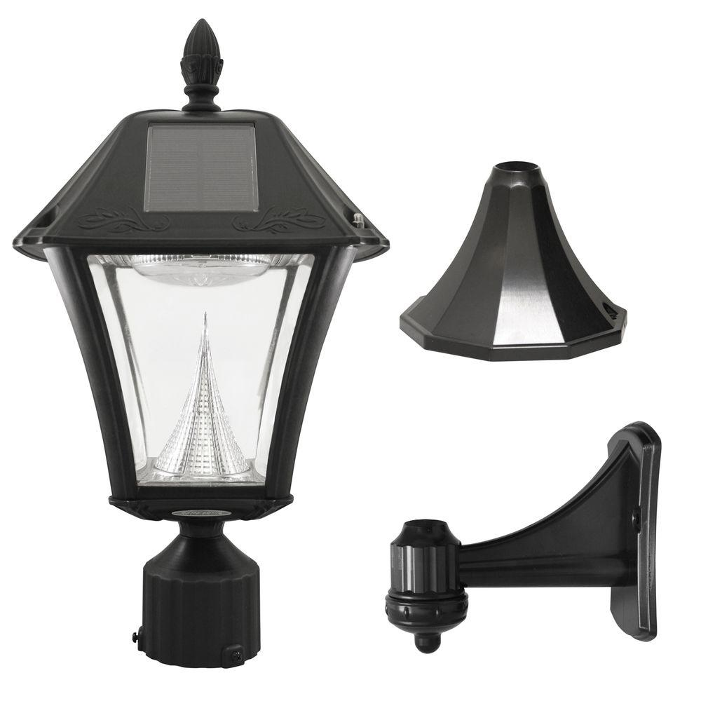 Wall Mounted Solar Powered Outdoor Lights