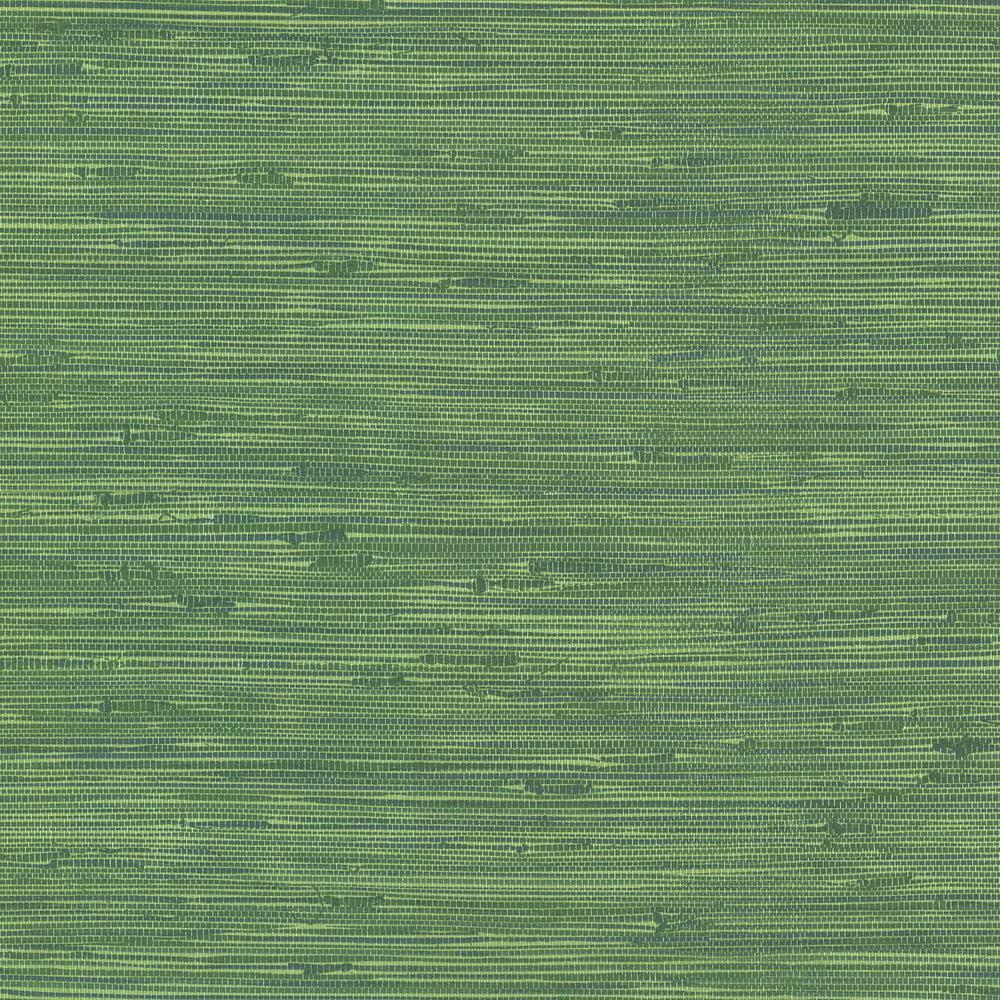 Brewster Fiber Green Weave Texture Green Wallpaper Sample 2767 24419sam The Home Depot