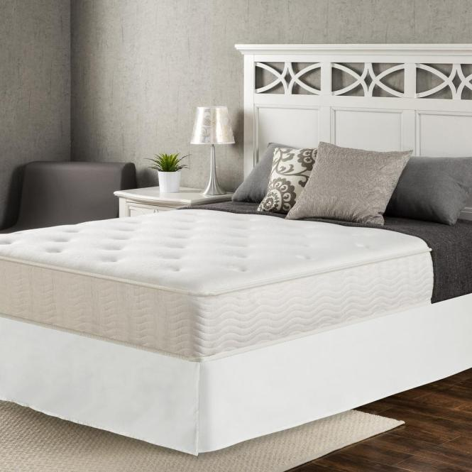 Zinus Icoil Twin Firm Pocketed Coil Mattress