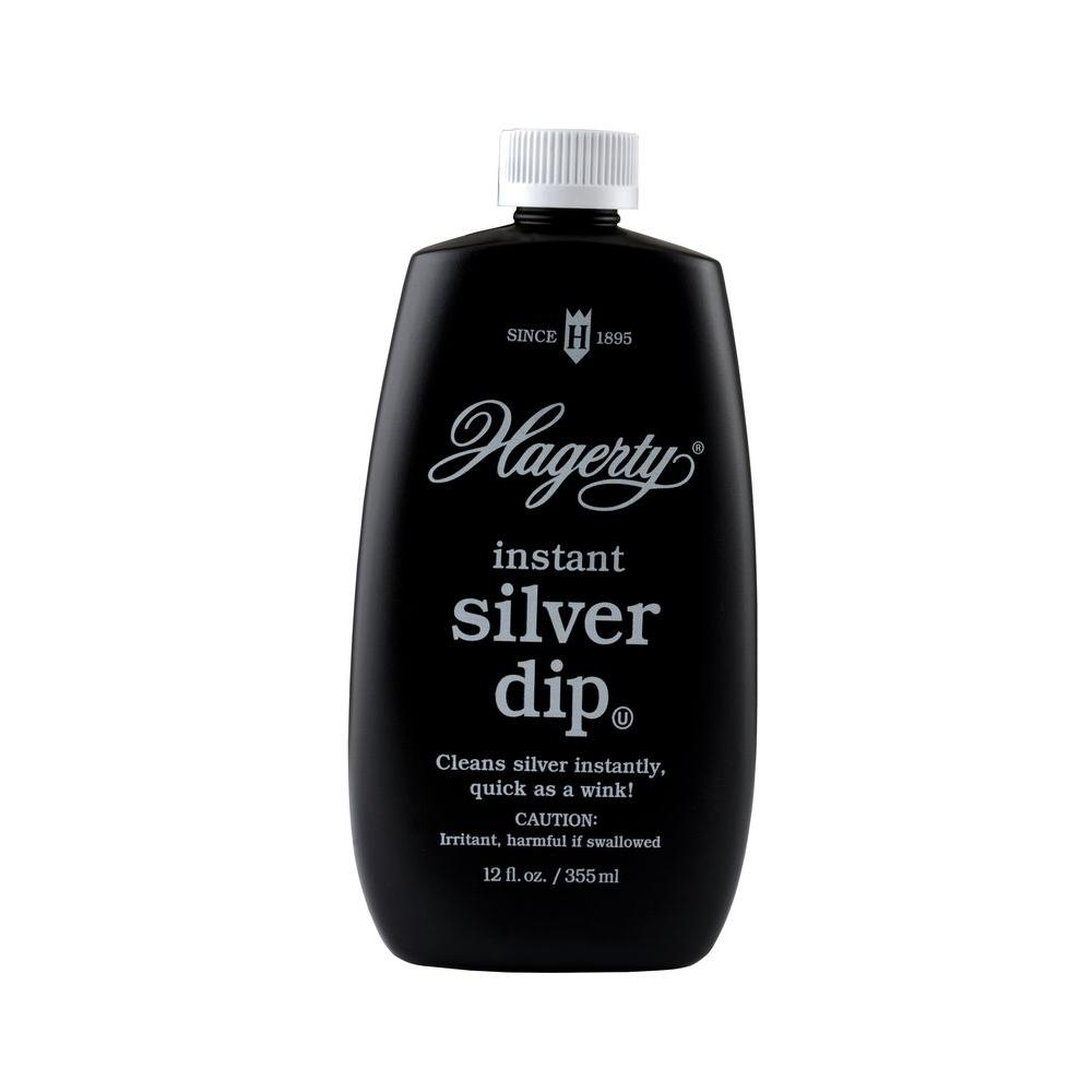 Hagerty 12 Oz Instant Silver Dip 17012 The Home Depot