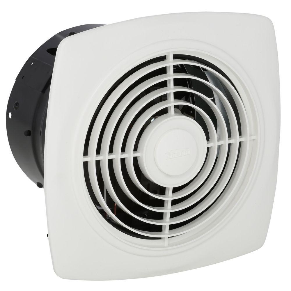 broan exhaust fan through the wall 180