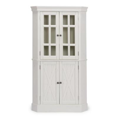 Wood Pantry Cabinets Kitchen Dining Room Furniture The Home Depot