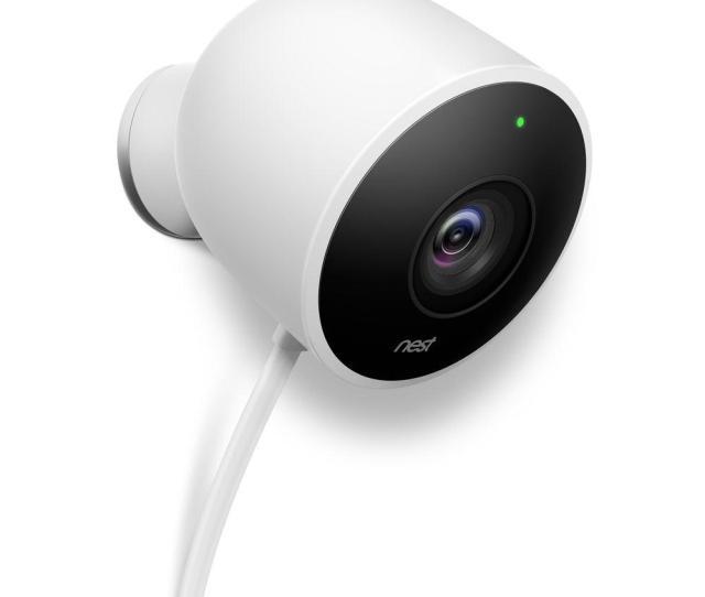 Cam Outdoor Smart Wi Fi Security Camera
