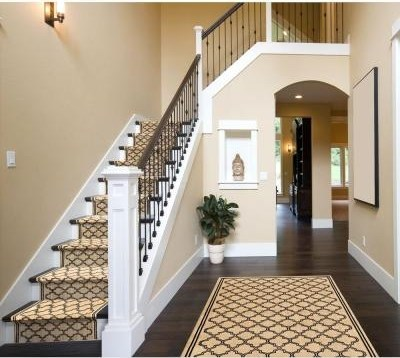 Stair Runners Rugs The Home Depot   Industrial Carpet For Stairs   Shaw Floors   Persian Carpet   Stair Railing   Carpet Workroom   Handrail