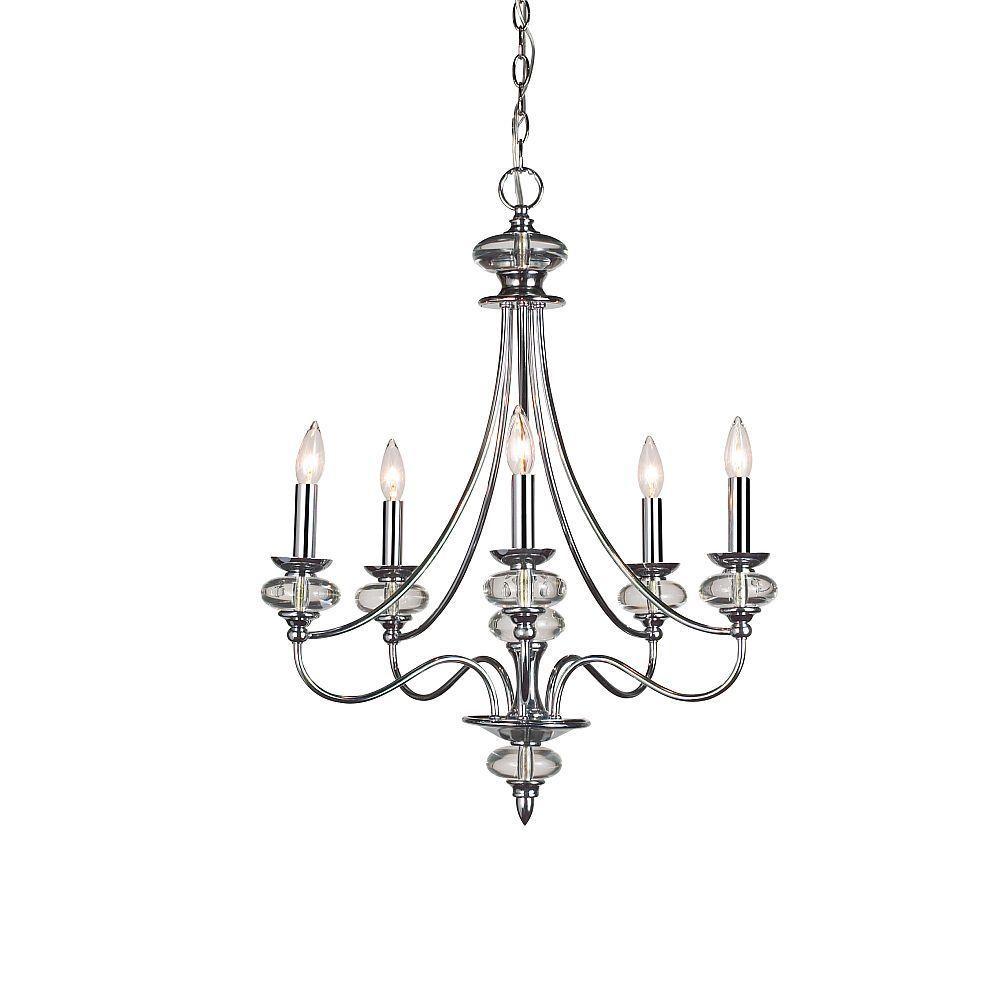 Light Home 4 Chandelier Decorators