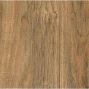 Click Lock   Laminate Wood Flooring   Laminate Flooring   The Home Depot Lakeshore Pecan 7 mm Thick x 7 2 3 in  Wide x 50
