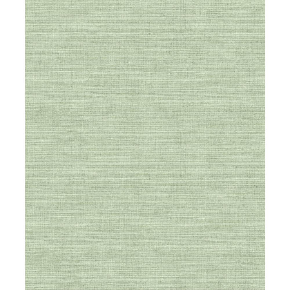 Advantage Colicchio Light Green Linen Texture Strippable Wallpaper Covers 57 8 Sq Ft 2813 Mke 3126 The Home Depot