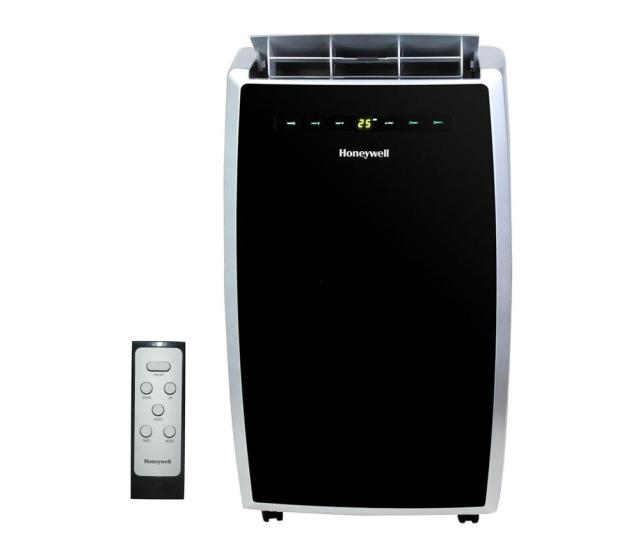 Honeywell  Volt Portable Air Conditioner With Dehumidifier And Remote Control In