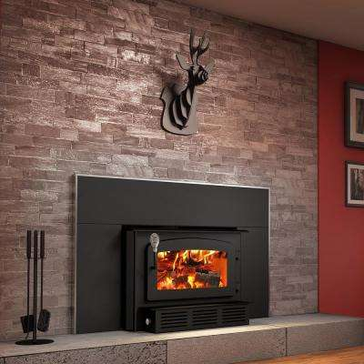 Wood Burning Fireplace Inserts Fireplace Inserts The Home Depot