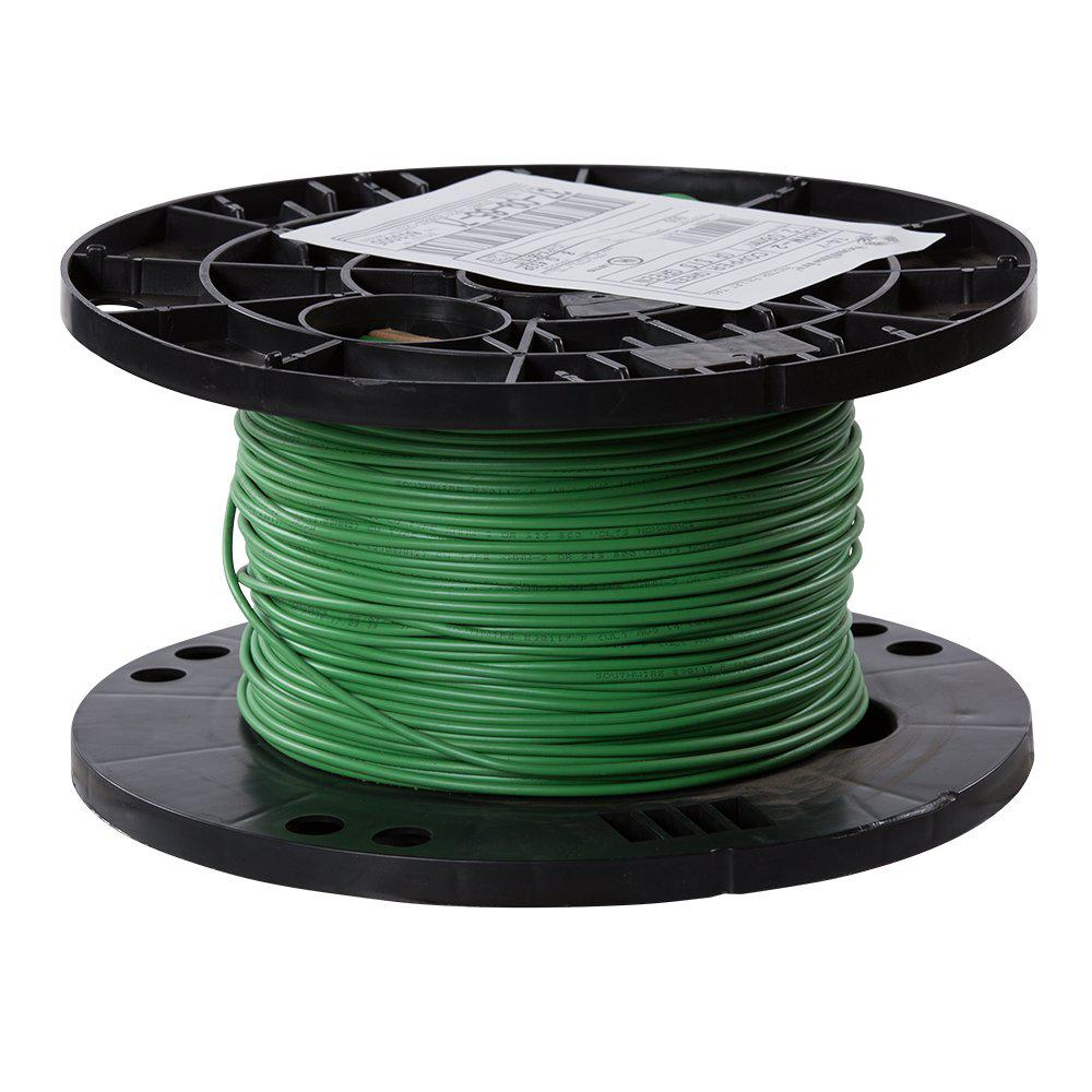 Southwire 500 Ft 14 Green Stranded Cu Xhhw Wire