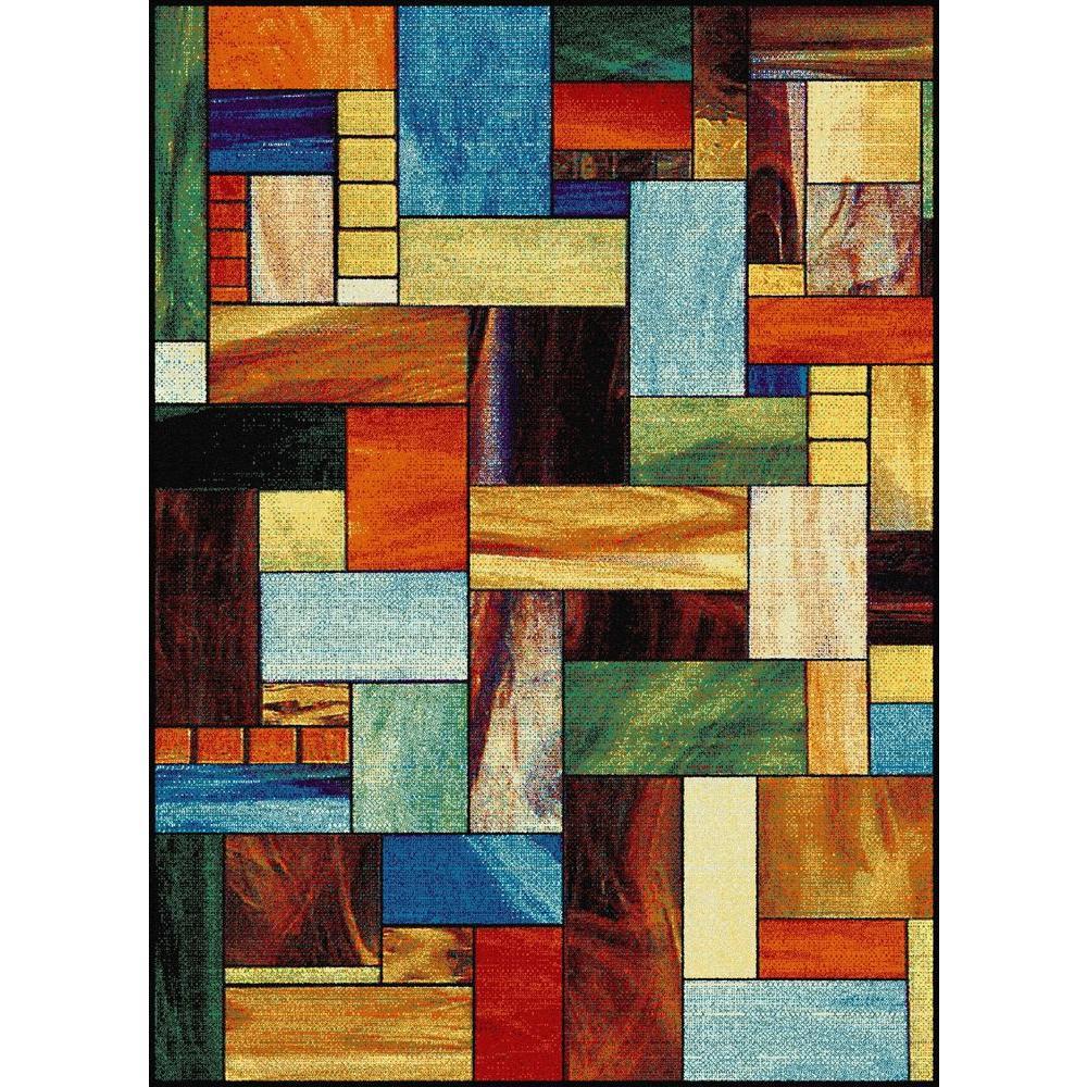 8x10 Multiple Rugs Colors Area