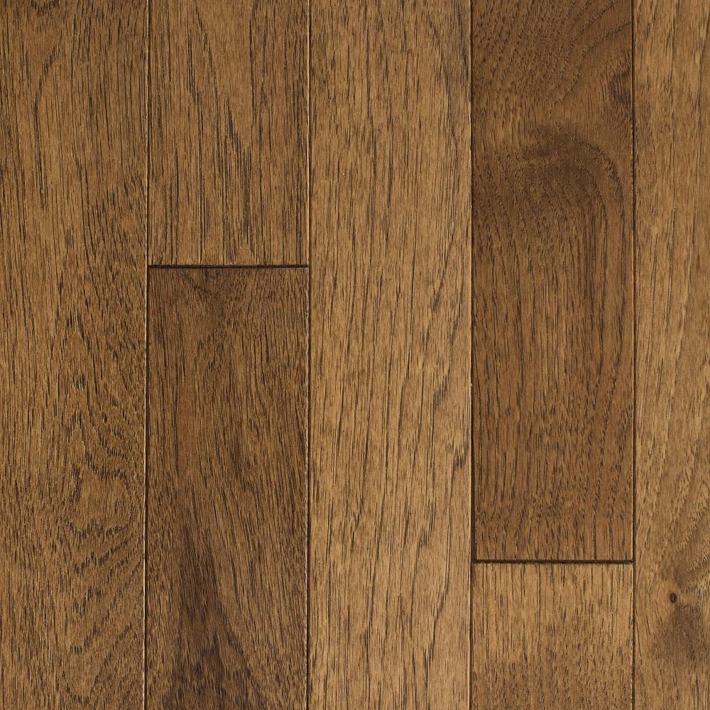 Blue Ridge Hardwood Flooring Hickory Sable 34 In Thick X