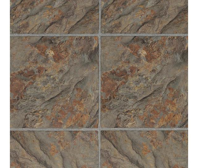 Islander Florentine Slate  In X   In Luxury Vinyl Tile Flooring