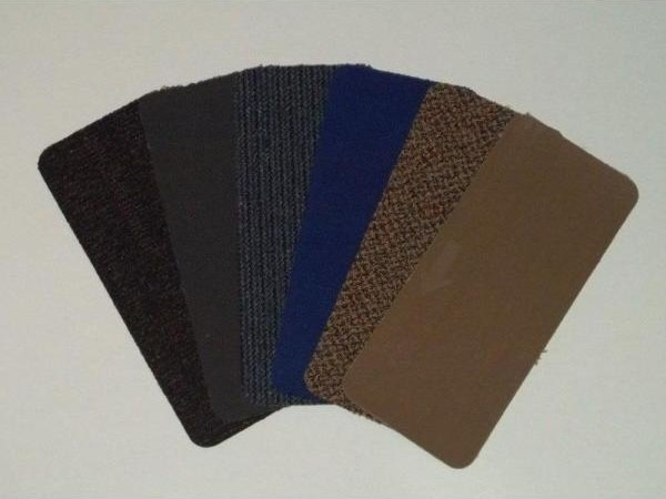 Natco Soft Step Multicolor 8 In X 18 In Stair Tread Cover Set | Cost To Carpet Stairs Home Depot | Wall Carpet | Stair Railing | Custom Rug | Carpet Cleaning | Carpet Rugs