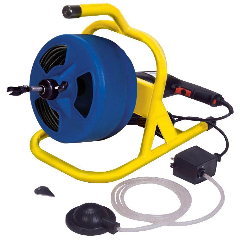 BrassCraft 516 In X 50 Ft Cable Drum Machine BC260