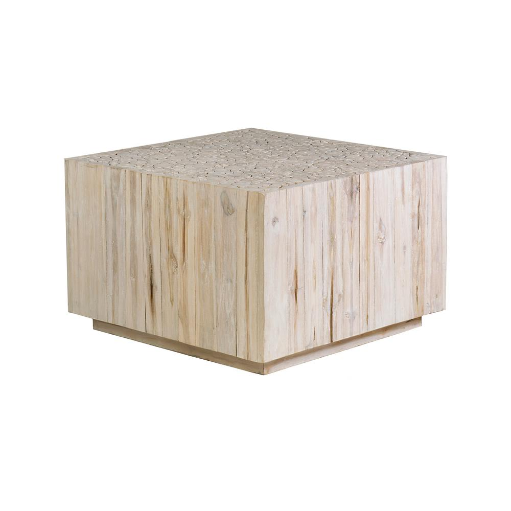 east at main rolfe 28 in white wash medium square wood coffee table tt sy ag301 ww the home depot