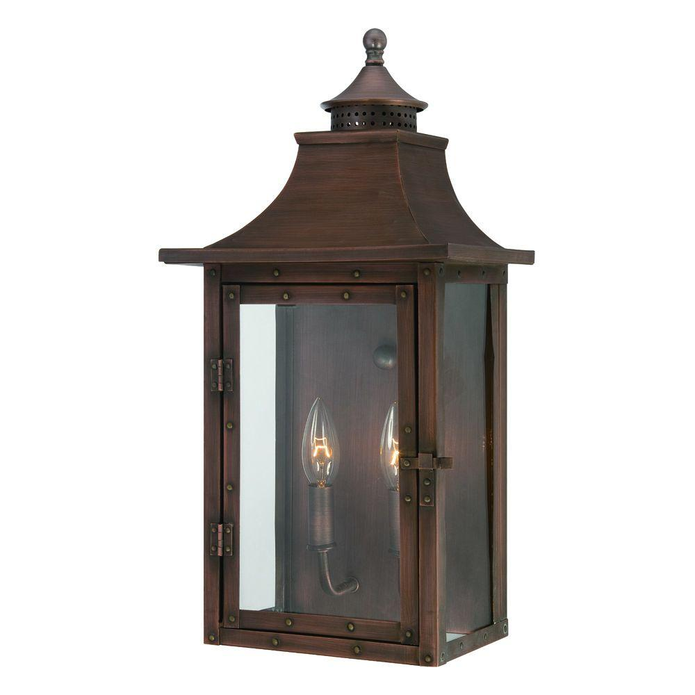 Colonial Outdoor Lighting