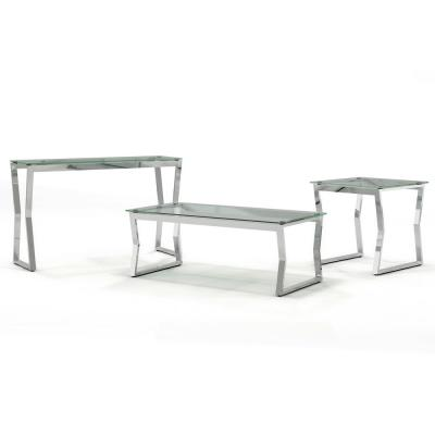 chrome coffee tables accent tables