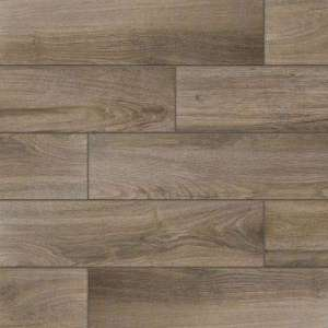 Wood   Porcelain Tile   Tile   The Home Depot Sierra Wood 6 in  x 24 in  Porcelain Floor and Wall Tile  14 55