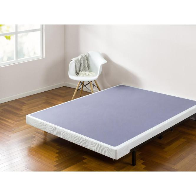 Low Profile Queen Wooden Box Spring