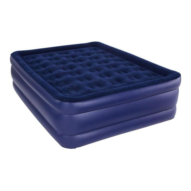 Queen Size Raised Air Mattress