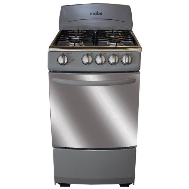 Mabe 20 In 2 4 Cu Ft Single Oven Gas Range White