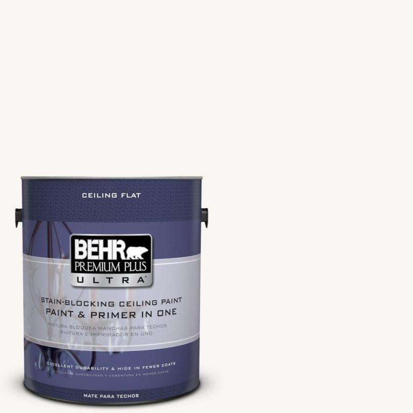 Behr Premium Plus Interior Flat Ceiling Paint Review
