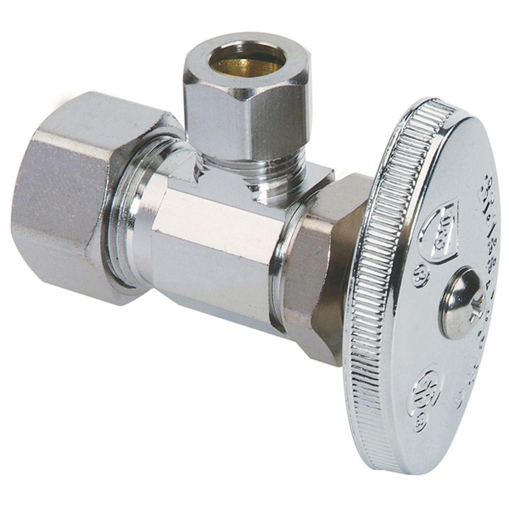 angle valve lead free shut off vavle