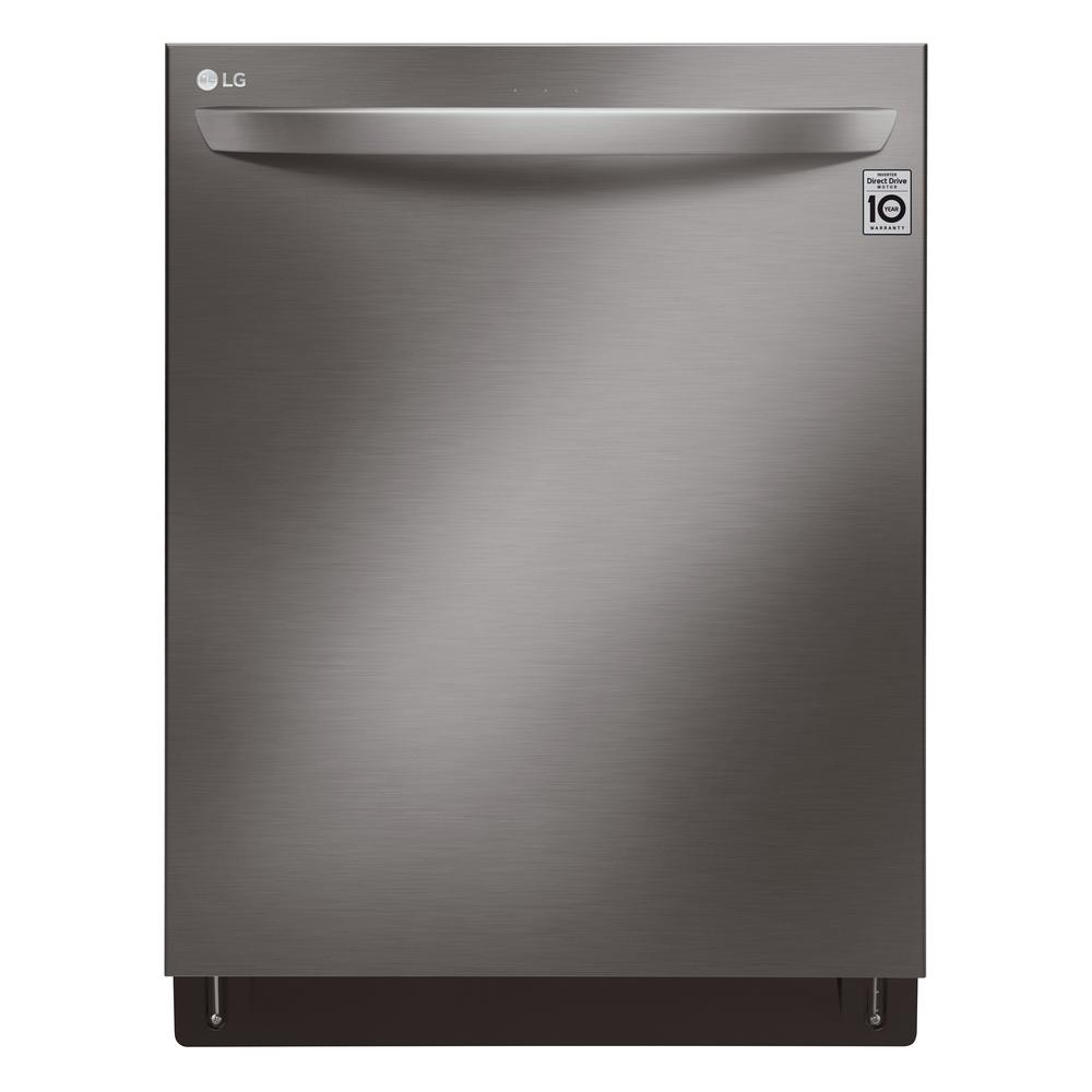 Lg Electronics 24 In Top Control Built In Smart Dishwasher In