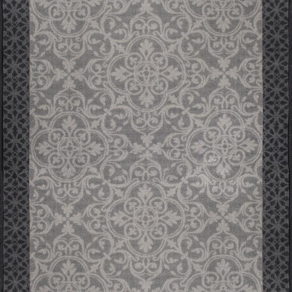 Unbranded Derbent Grey 3 Ft X Your Choice Length Roll Runner | Home Depot Stair Runners | Diy | Boards | Half Landing | Outdoor | Tread