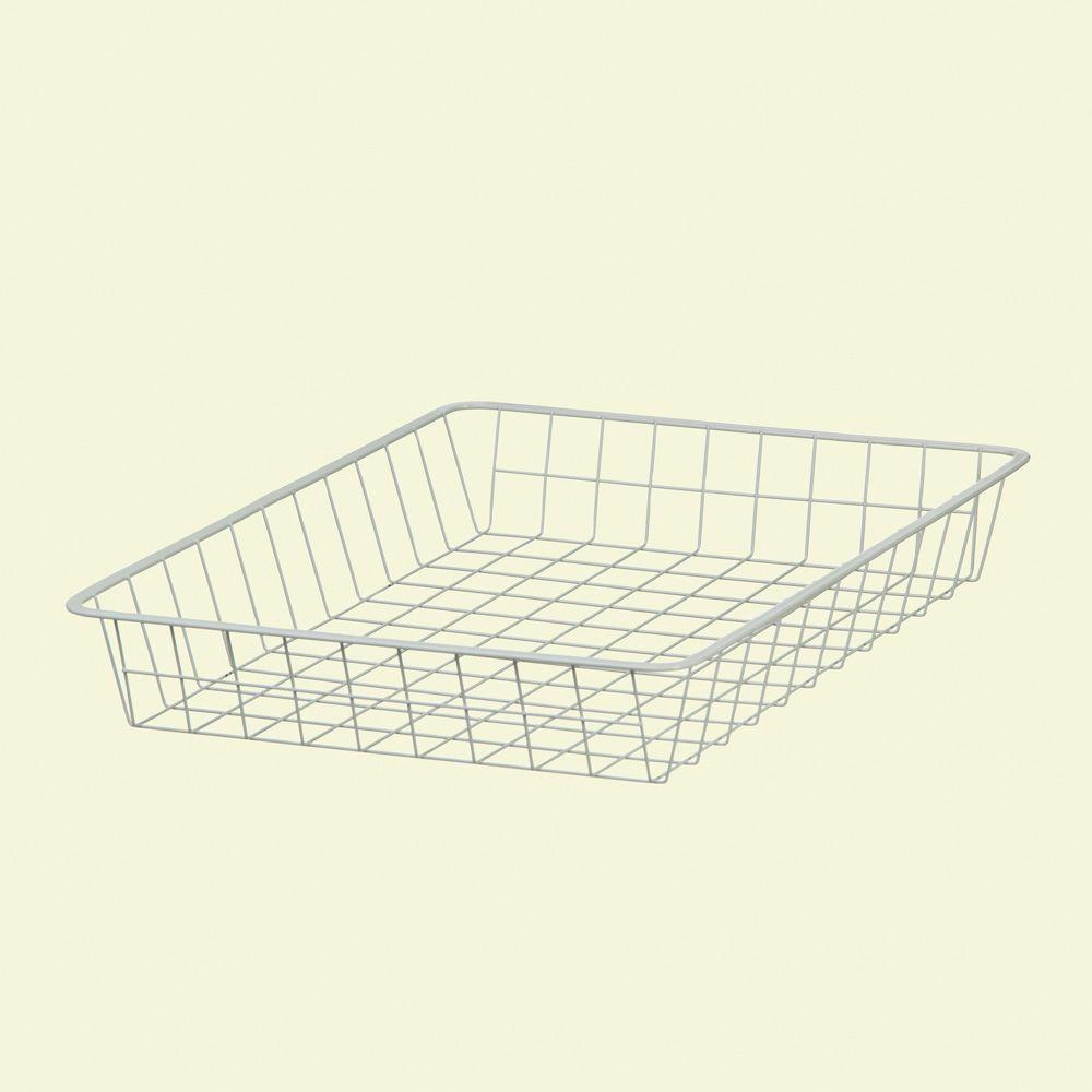 Closetmaid Shelftrack 7 Ft To 10 White Wire Closet Anizer