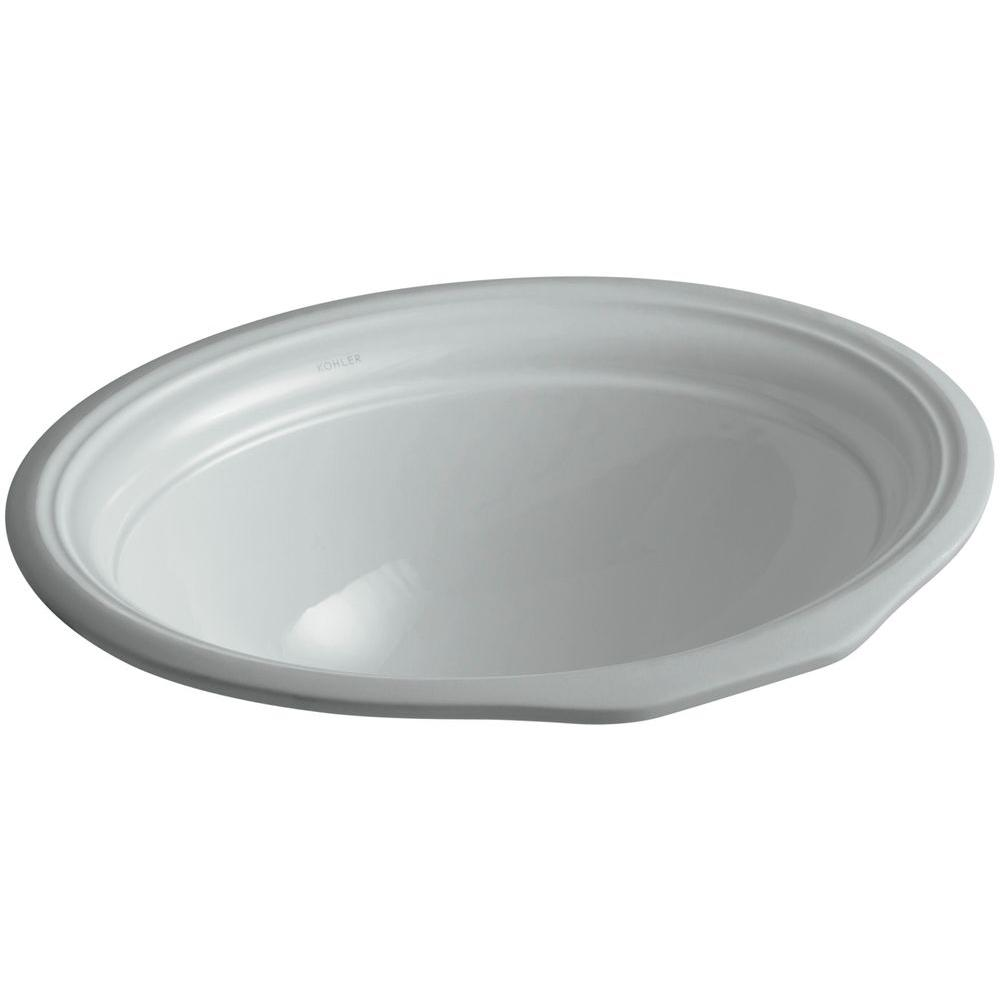 undermount bathroom sinks - bathroom sinks - the home depot