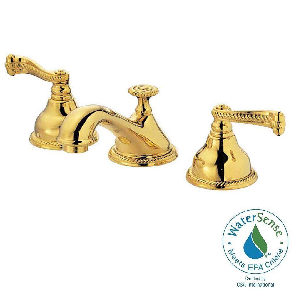 glacier bay - brass - bathroom faucets - bath - the home depot