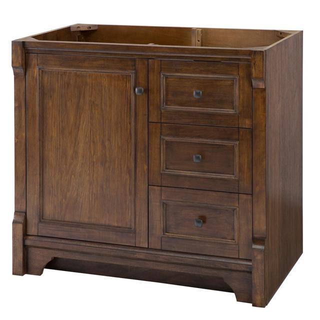 Home Decorators Collection Creedmoor 36 in. W Bath Vanity ... on {keyword}
