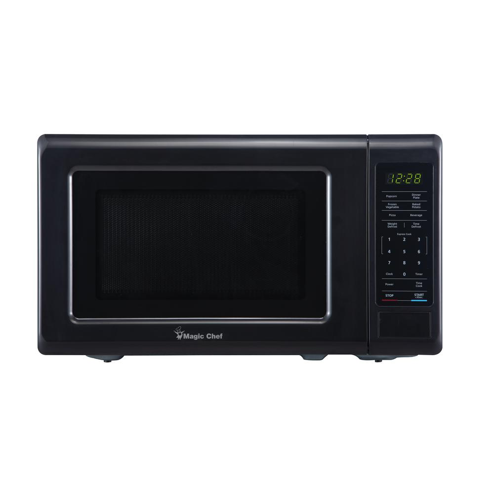 ft magic chef microwave oven 0 7 cu