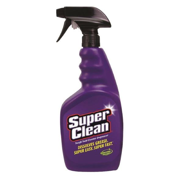 SuperClean 32 oz  Cleaner Degreaser 101780   The Home Depot Cleaner Degreaser