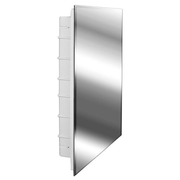 recessed mount - medicine cabinets - bathroom cabinets & storage