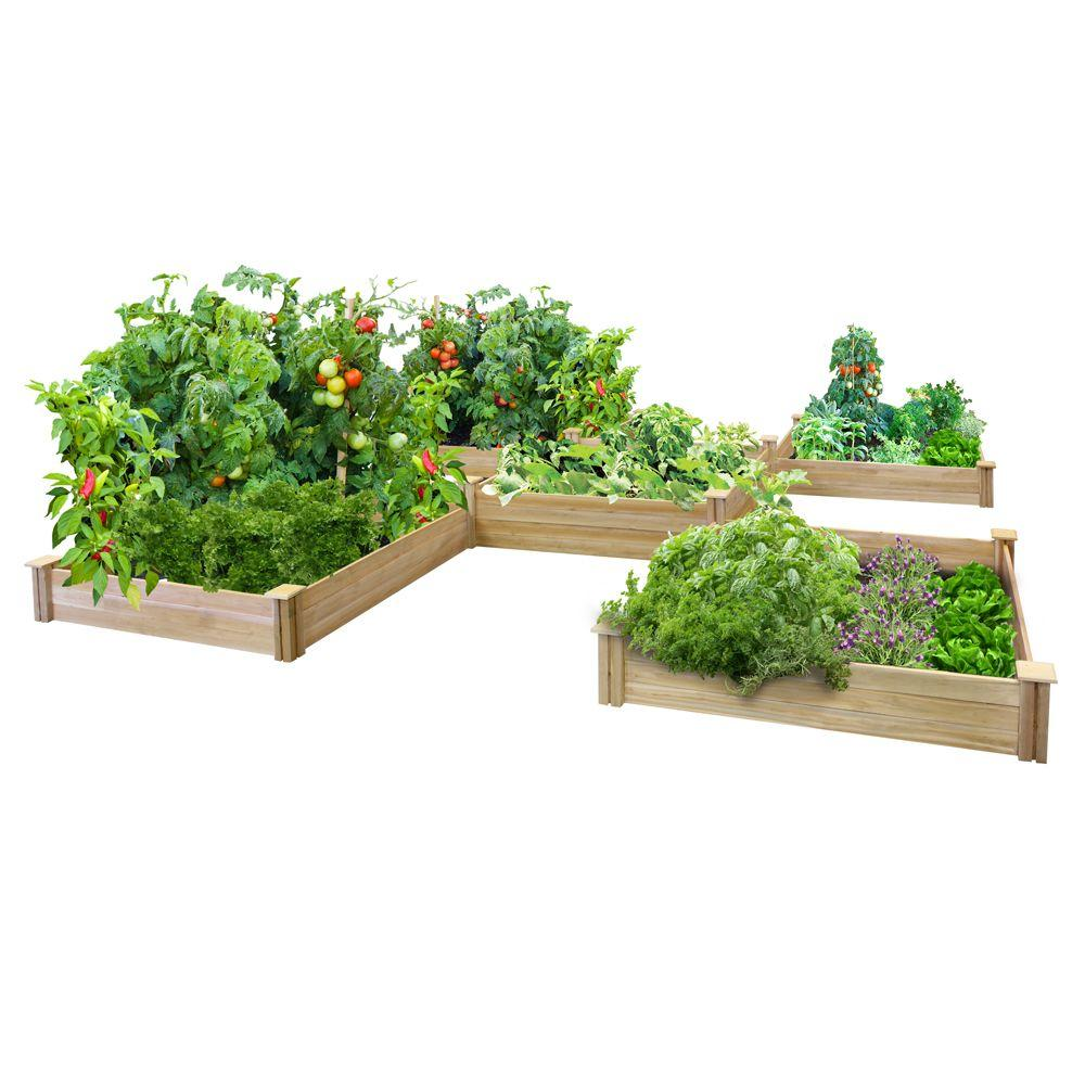 Greenes Raised Garden