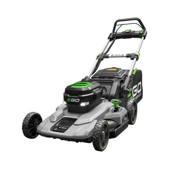 EGO battery powered mower