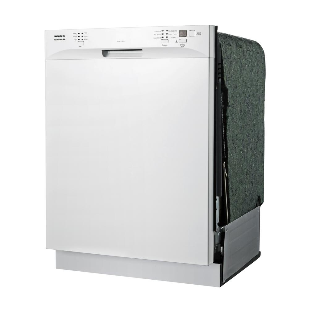 Spt Energy Star 24 In Built In Dishwasher With Heated Drying In