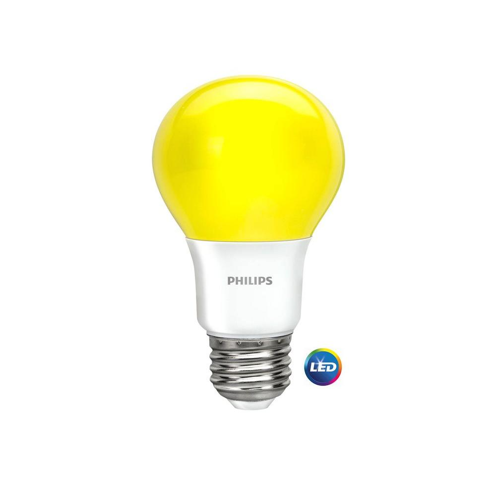 Philips  Watt Equiva T A Led Bug Yellow
