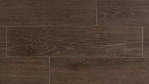 Daltile Lakewood Dark Brown 8 In X 36 In Ceramic Floor