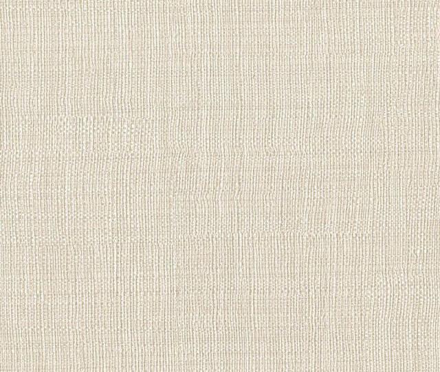 Brewster Taupe Linen Texture Wallpaper