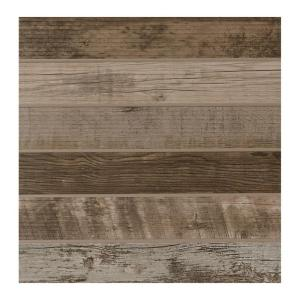 Daltile Modern Outdoor Living Weathered Wood 18 In X 18