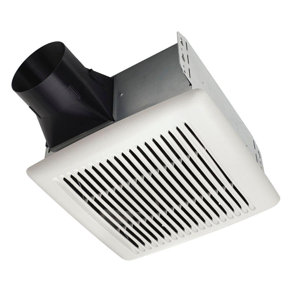 delta breez - bath fans - bathroom exhaust fans - the home depot