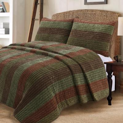 brown quilts bedding sets the