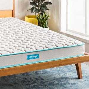4 Linenspa 6 In Twin Innerspring Mattress
